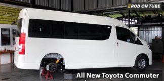 All New Toyota Commuter Coil Spring